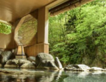 日光国立公園 塩原温泉割烹旅館 湯の花荘